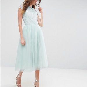 ASOS tulle dress